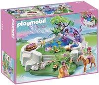 Playmobil Princess 5475 Mare de cristal avec fée-Avant