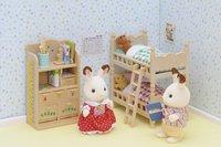 Sylvanian Families 4254 - Meubles chambre d'enfant-Image 1