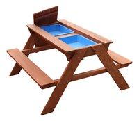 Sunny table de pique-nique pour enfants Dave Sand & Water-Détail de l'article