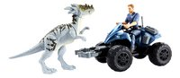 Jurassic World speelset Off-Road Tracker ATV-Artikeldetail
