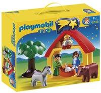 Playmobil 1.2.3 6786 Kerststal