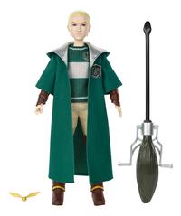 Harry Potter figuur Draco Malfoy Quidditch-Vooraanzicht