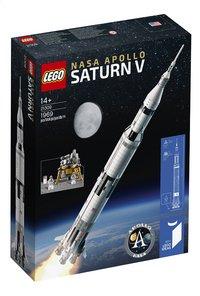LEGO Ideas 21309 Nasa Apollo Saturn V-Linkerzijde