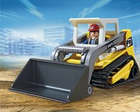 Playmobil City Action 5471 Rups bulldozer-Afbeelding 1