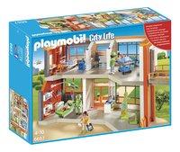 PLAYMOBIL City Life 6657 Hôpital pédiatrique aménagé-Avant