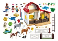 PLAYMOBIL Country 6927 Poney club-Détail de l'article