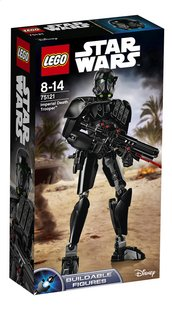 LEGO Star Wars 75121 Imperial Death Trooper-Vooraanzicht