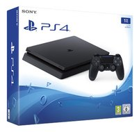 PS4 Slim console 1 TB zwart