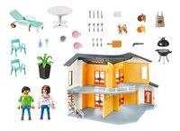 PLAYMOBIL City Life 9266 Modern woonhuis-Vooraanzicht