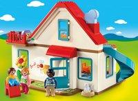 PLAYMOBIL 1.2.3 70129 Maison familiale-Image 1