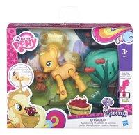 Mon Petit Poney set de jeu Explore Equestria Applejack cueille des pommes-Avant
