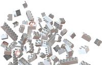 Hubelino briques pour circuit à billes 105 pièces-Image 1
