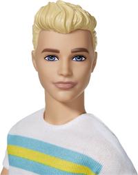 Barbie poupée mannequin Ken Great Shape-Vue du haut