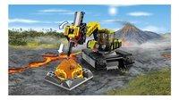 LEGO City 60124 La base d'exploration du volcan-Image 1