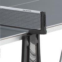 Cornilleau table de ping-pong 300 S Crossover pour l'extérieur gris-Vue du haut