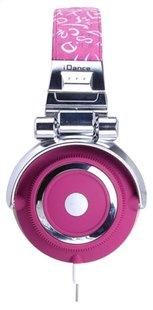 iDance hoofdtelefoon Disco 300 roze-Artikeldetail