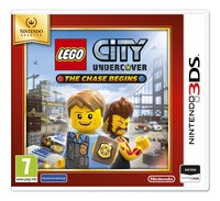 Nintendo 3DS LEGO City: Undercover - The Chase Begins Selects NL