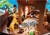 Playmobil Wild Life 5276 Arche de Noé avec animaux de la savane-Image 4
