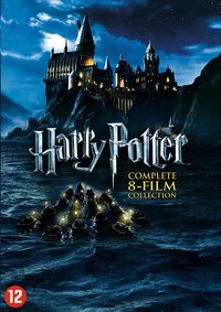 Dvd-box Harry Potter Complete 8-film collection