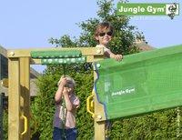Jungle Gym speeltoren Palace met brug en groene glijbaan-Artikeldetail