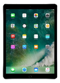 Apple iPad Pro Wi-Fi 12.9/ 64 GB space grey-Vooraanzicht