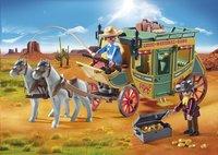 PLAYMOBIL Western 70013 Western Koets-Afbeelding 1