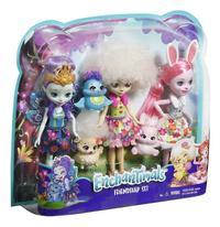 Enchantimals speelset 3 figuren Friendship set - 15 cm-Linkerzijde