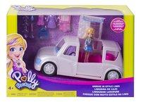 Polly Pocket speelset Luxe limo-Vooraanzicht