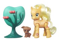 My Little Pony speelset Explore Equestria Applejack plukt appels