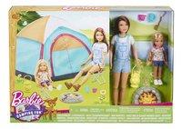 Barbie Camping Fun Tente-Avant