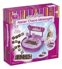 Lansay Mini délices Atelier Choco-Messages-Côté gauche