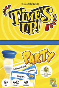 Time's Up ! Party-Avant