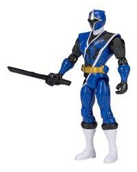 Power Rangers figurine articulée Ninja Steel bleu