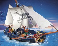 Playmobil Pirates 5810 Pirate Corsair-Afbeelding 1