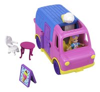 Polly Pocket micro Pollyville Ijskar-Artikeldetail