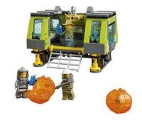 LEGO City 60125 L'hélicoptère de transport du volcan-Image 1