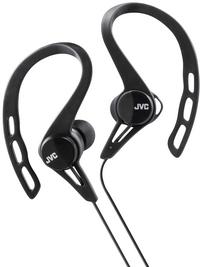 JVC écouteurs HA-ECX20-B-E Clip Sport noir