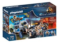 PLAYMOBIL Novelmore 70392 Schattentransport-Linkerzijde