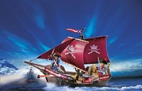 Playmobil Pirates 6681 Chaloupe des soldats-Image 1