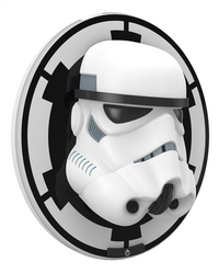 Lamp Star Wars Stormtrooper 3D Wall Light -Linkerzijde
