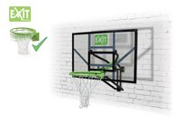 EXIT panneau de basket Galaxy Wall-Mount-Détail de l'article