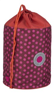 Lässig sac de gymnastique Dottie Red