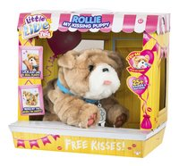 Peluche interactive Little Live Pets Rollie My Kissing Puppy-Côté droit