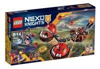 LEGO Nexo Knights 70314 Le chariot du chaos du Maître des bêtes