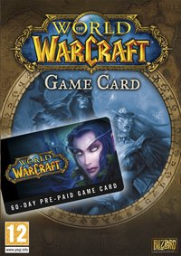 Pc World of Warcraft: Prepaid Card 60 Days ENG