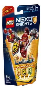 LEGO Nexo Knights 70331 Ultimate Macy