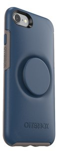 Otterbox Cover Otter + Pop Symmetry Series Case voor iPhone 7/8 Go To Blue-Achteraanzicht