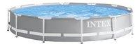 Intex zwembad Prism Frame Pool Ø 3,66 m-Vooraanzicht