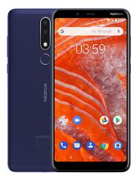 Nokia smartphone 3.1 Plus blauw-Artikeldetail