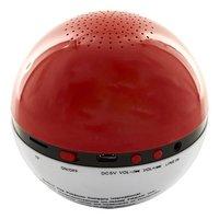 Bluetooth Luidspreker Pokémon Pokéball-Achteraanzicht